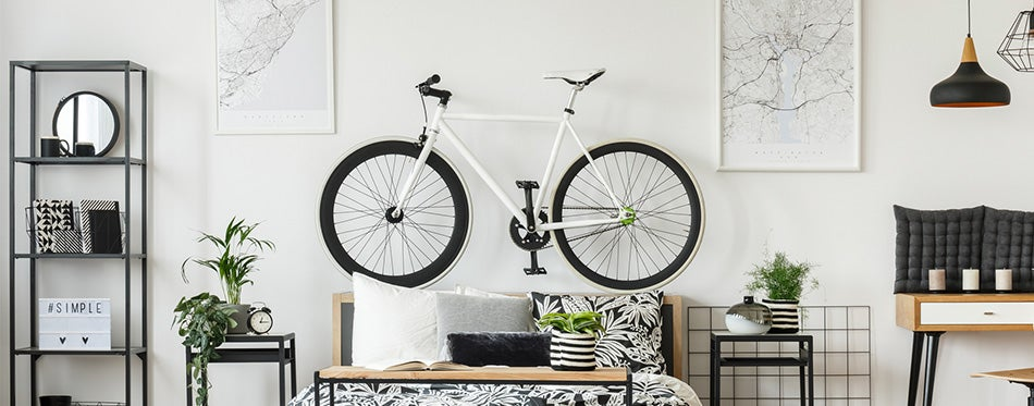bike racks at home