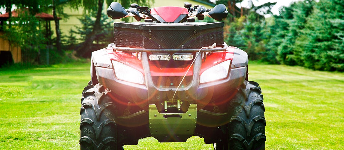 top tips for buying a used atv