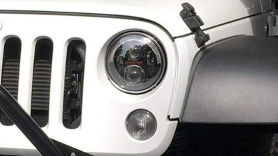 Best Jeep Wrangler Headlights: See the Trail More Clearly