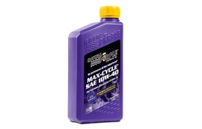 Royal Purple Max-Cycle Synthetic Motorcycle Oil