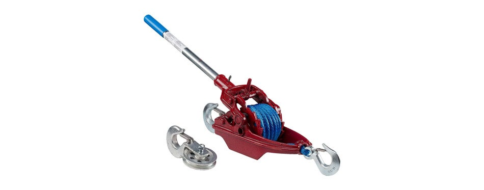 Wyeth come along cable puller