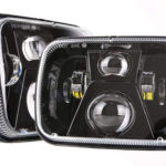 Afeax Osram Chips Jeep Wrangler Headlights