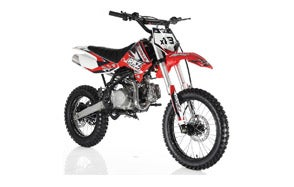 Apollo Dirt Bike Motorcycle for Kids