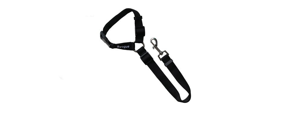 BWOGUE Dog Cat Safety Seat Belt