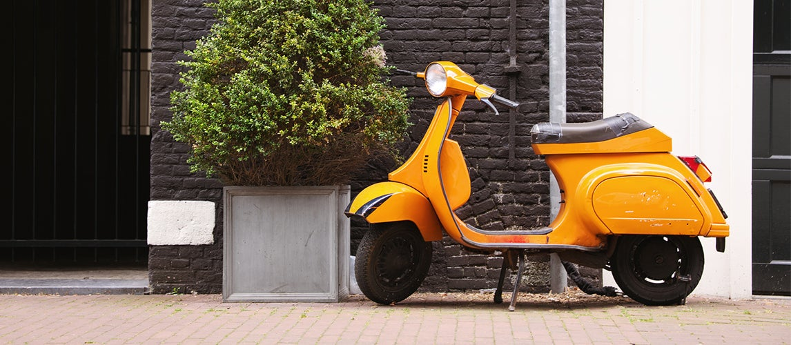 Best Gas Powered Scooters
