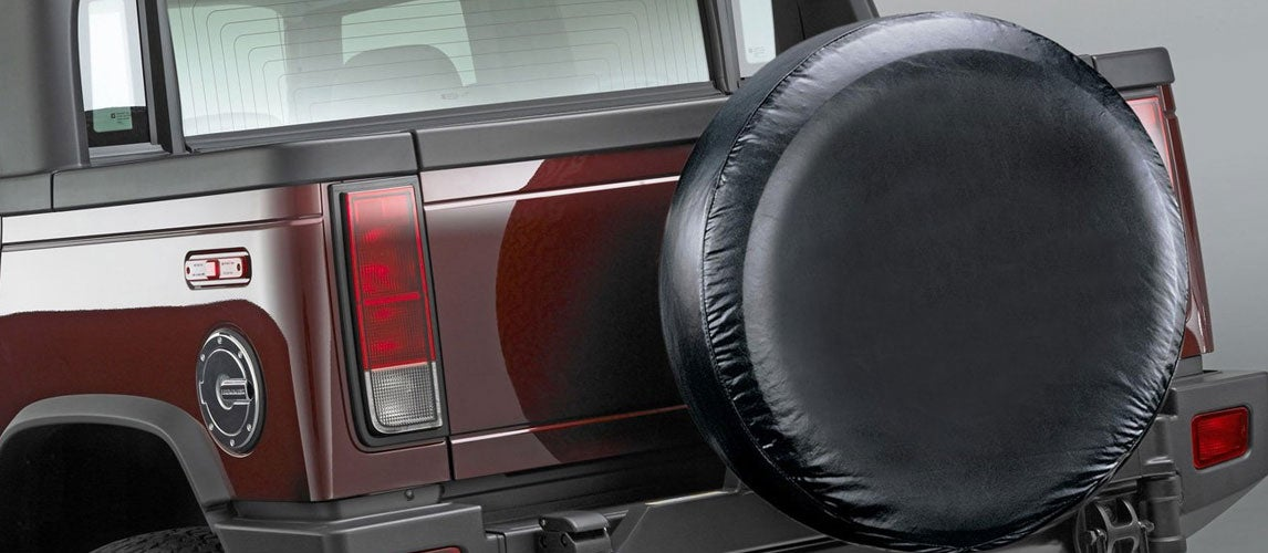Best Spare Tire Covers