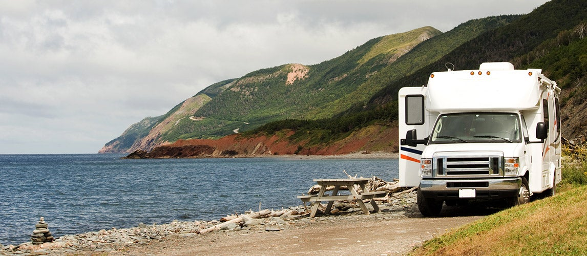Best Spot To Park your RV