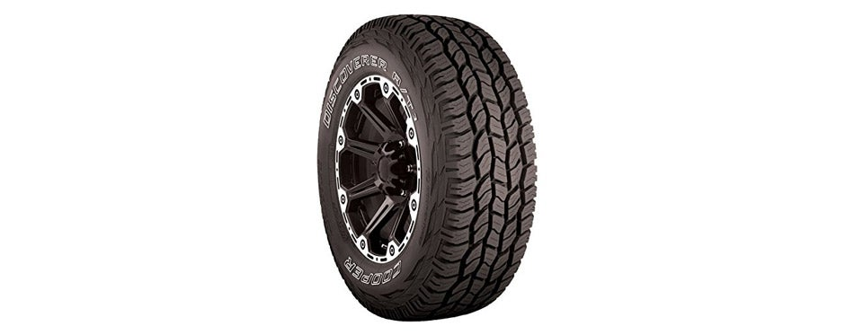 Cooper Discoverer Traction Radial Mud Tire