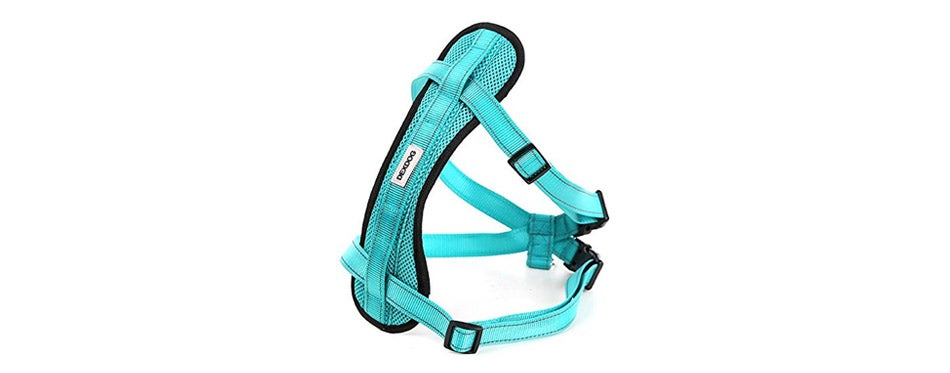 DEXDOG Chest Plate Dog Car Harness