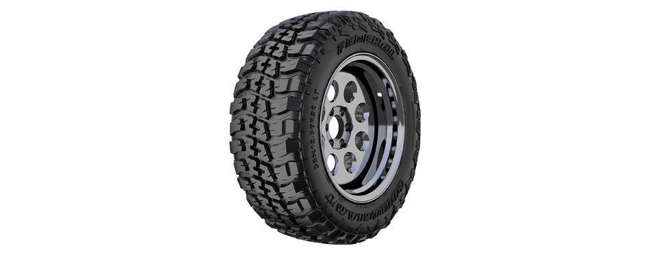 Federal Couragia Mud Terrain Radial Mud Tire