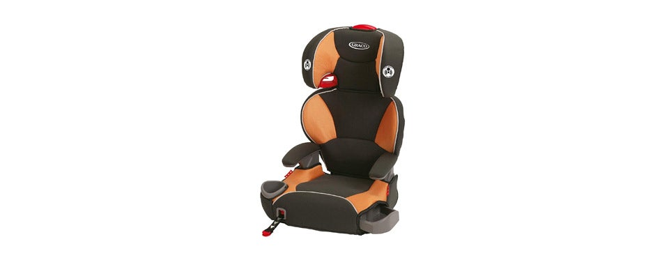 Graco Affix High Back Booster Seat