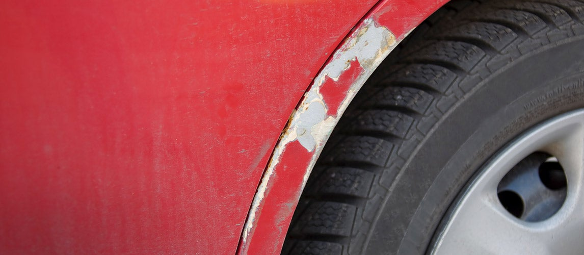 How to Prevent Rust on Your Car