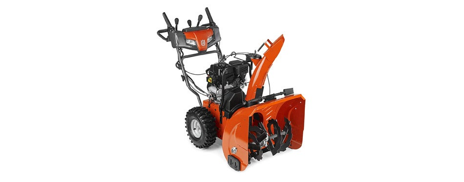 Husqvarna Two Stage Electric Start Snow Blower