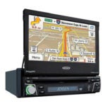 Jensen Single Din Touch Screen