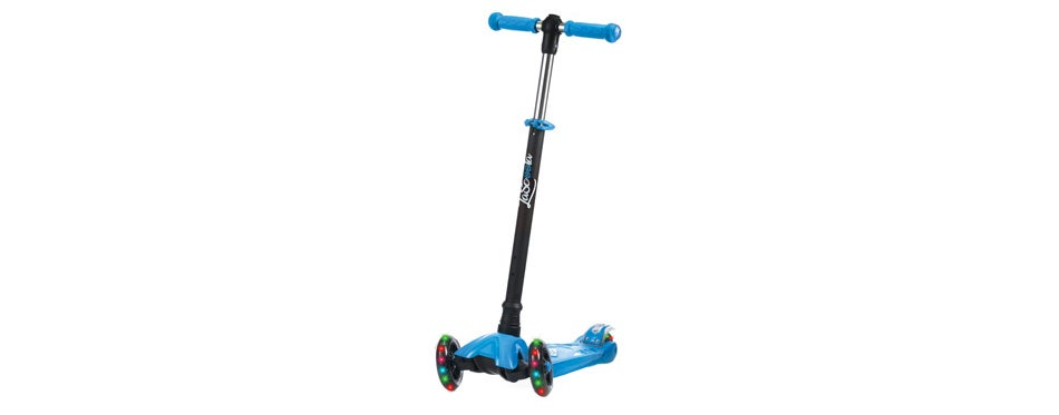 Lascoota 2-in-1 Kick Scooter for Kids