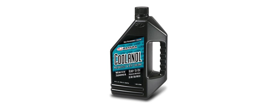 Maxima Performance Motorcycle Coolant