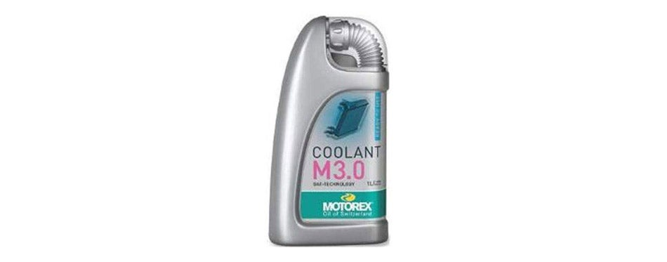 Motorex Motorcycle Coolant M3.0 Ready To Use