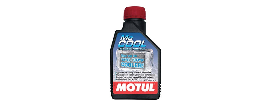 Motul Mocool Radiator Additive Coolant