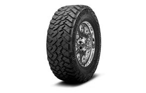 Nitto Trail Grappler Radial Mud Tire