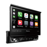 Pioneer Display Flip Out Head Unit