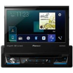 Pioneer Flip Out Head Unit