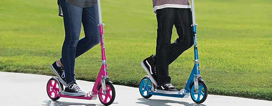 Razor Lux Scooter for Kids