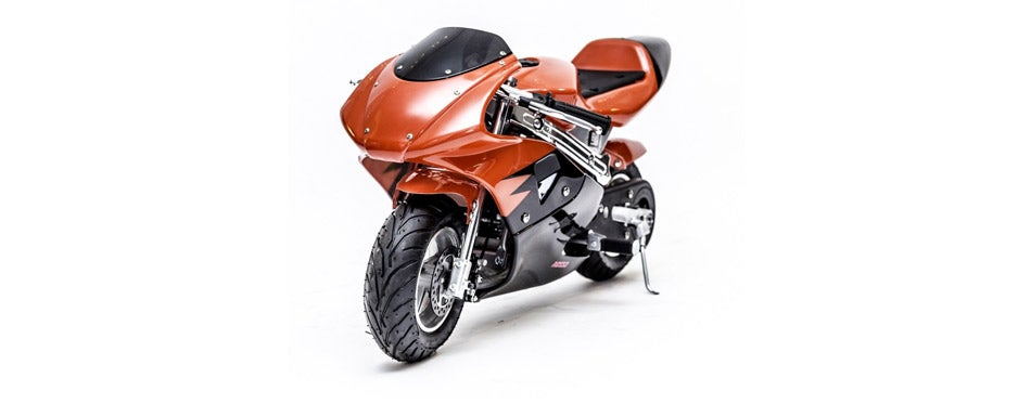 Rosso Motors Motorcycle for Kids