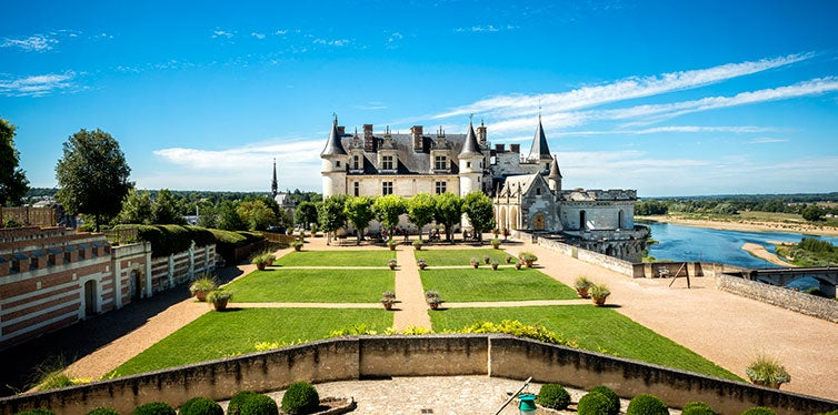 Valley of the Kings in the Loire Valley