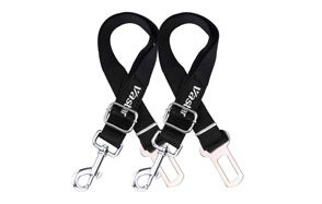 Vastar Adjustable Dog Seat Belt