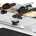 Yakima FatCat Locking Ski and Snowboard Rack