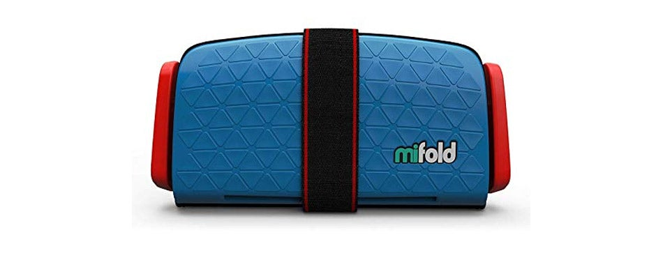 mifold Grab and Go car Booster Seat