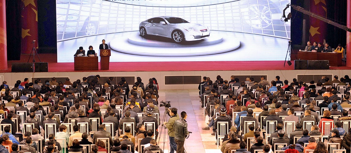 10 Tips When Buying at a Car Auction