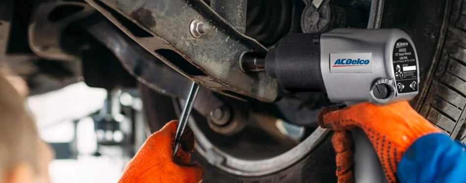 ACDelco Heavy Duty Air Impact Wrench