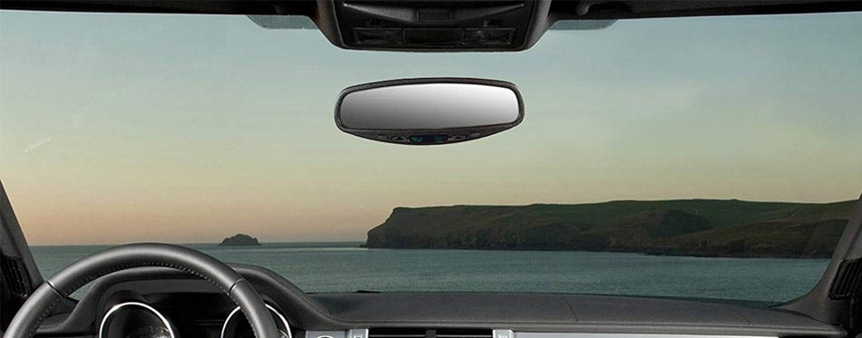 CIPA Wedge Auto Dimming Rearview Mirror