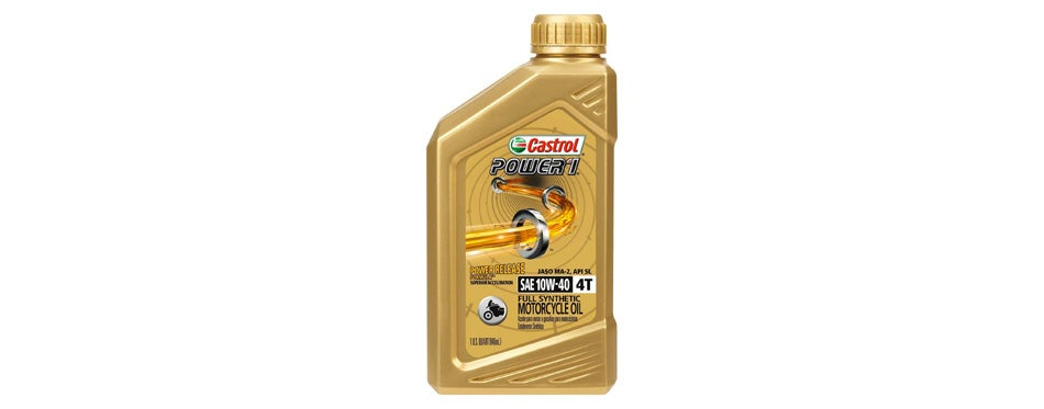 Castrol POWER Synthetic Dirt Bike Oil