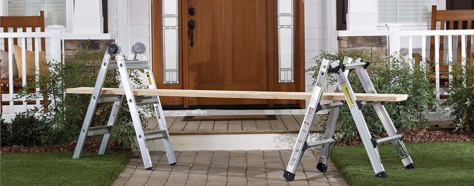 Cosco Multi-Position RV Ladder System