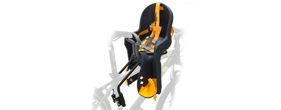 CyclingDeal Bicycle Child Front Seat