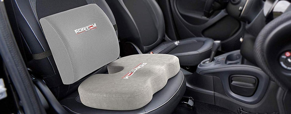 FORTEM Seat Cushion and Lumbar Support