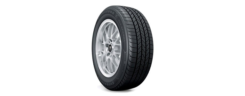 Firestone All Season Radial Tire