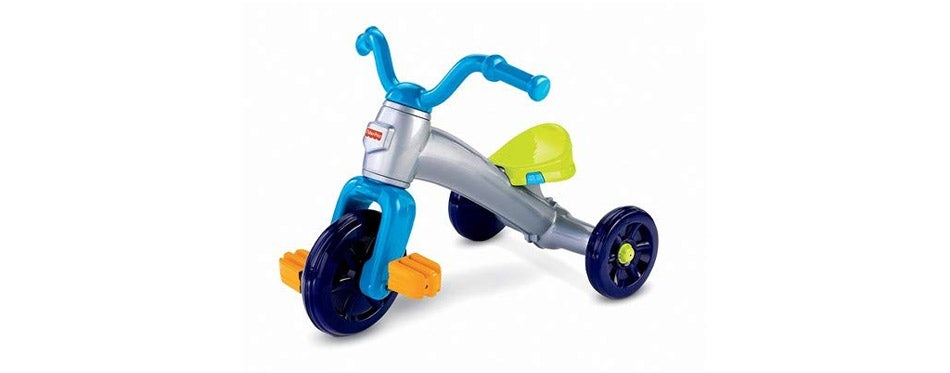 Fisher-Price Grow-with-Me Toddler Trike