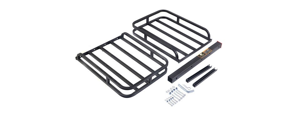 Goplus Cargo Carrier