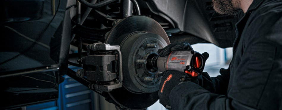Ingersoll Rand Air Impact Wrench