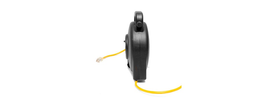 Iron Forge Portable Power Extension Cord Reel
