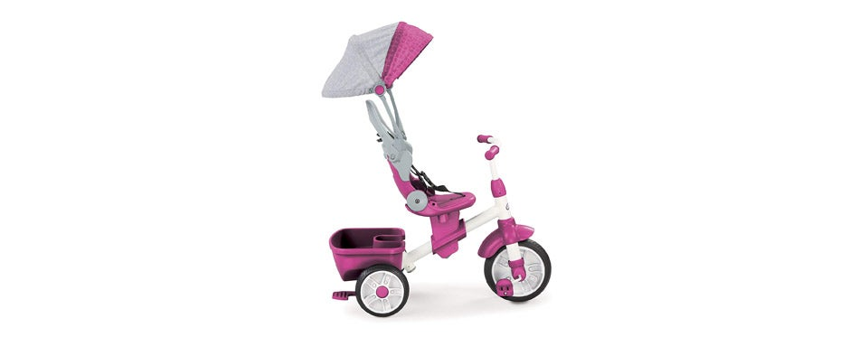Little Tikes Perfect Fit 4-in-1 Toddler Tricycle
