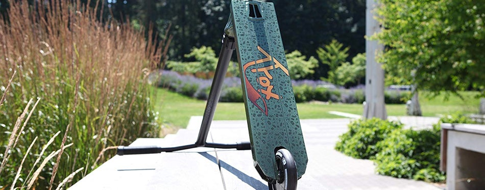 Lucky TFOX Sig Pro Complete Freestyle Scooter