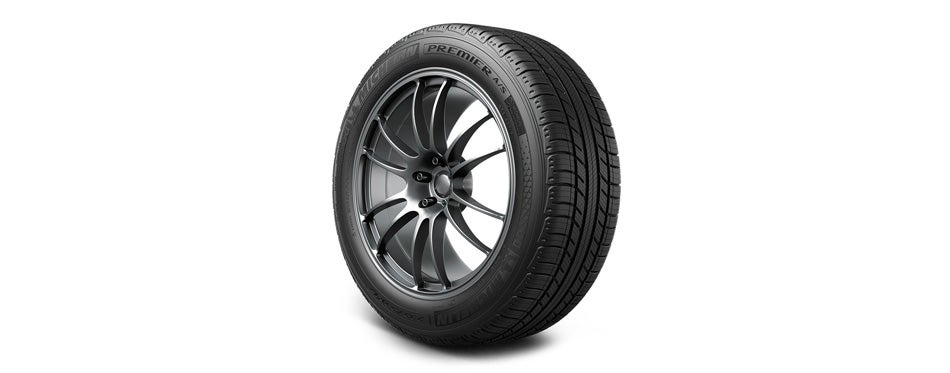 Michelin Premier A/S Touring Radial Tire
