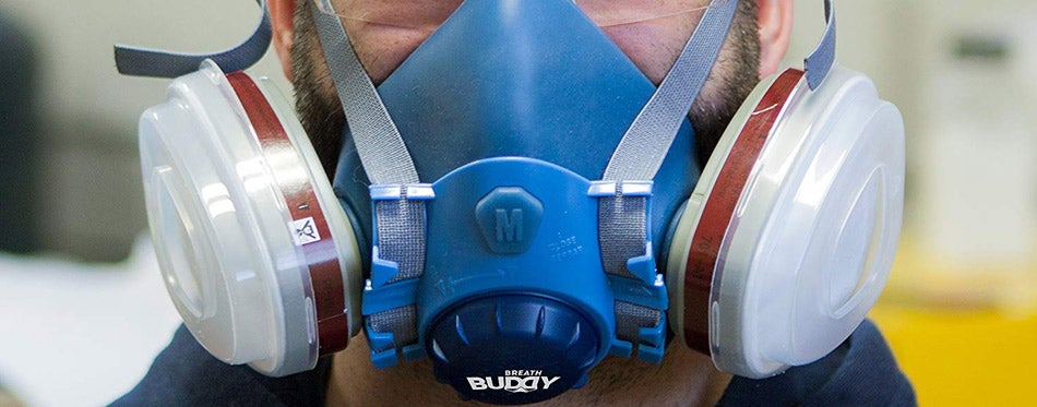 Minor Miracle Home Solutions Respirator Mask