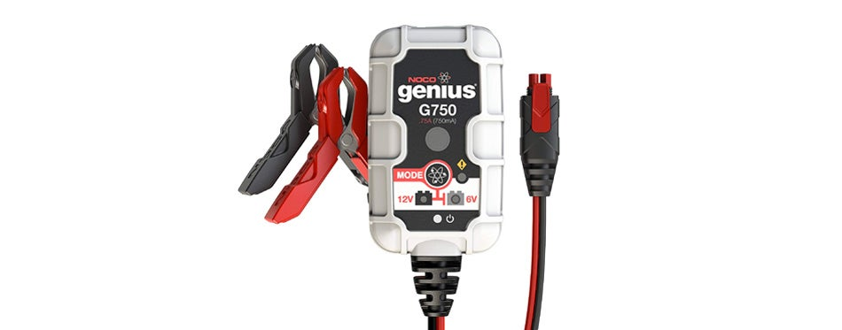 NOCO Genius Battery Charger and Maintainer