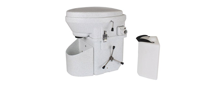 Nature's Head Self Contained Composting RV Toilet