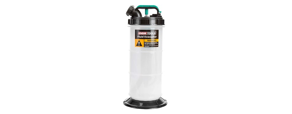 Oemtools Manual Oil Extractor